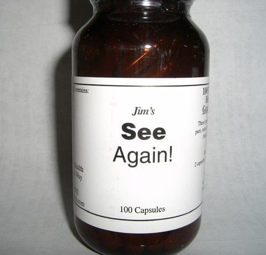 see again